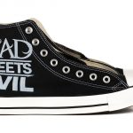 Converse Chuck Taylor All-Stars Bad Meets Evil Size 8 - Full Pair