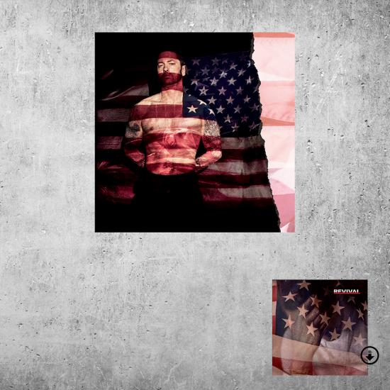 Эксклюзивные комплекты мерчендайза в честь выхода альбома «Revival»