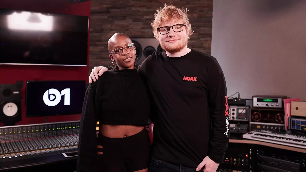 Ed Sheeran записал два трека с Эминемом для альбома «Revival»
