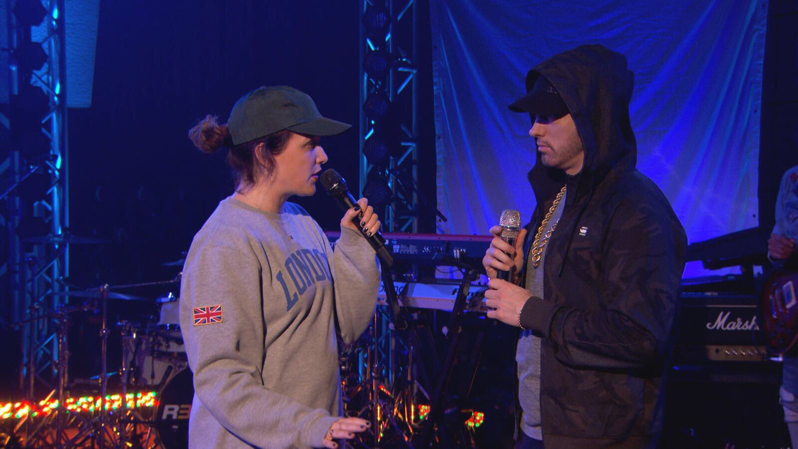 Eminem and Annie Mac (BBC Radio 1)_1