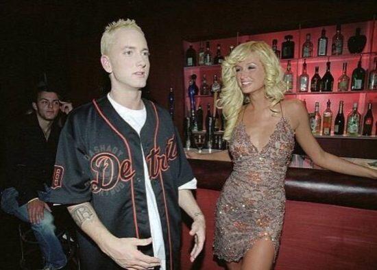 Paris Hilton в восторге от нового альбома Эминема «Revival»