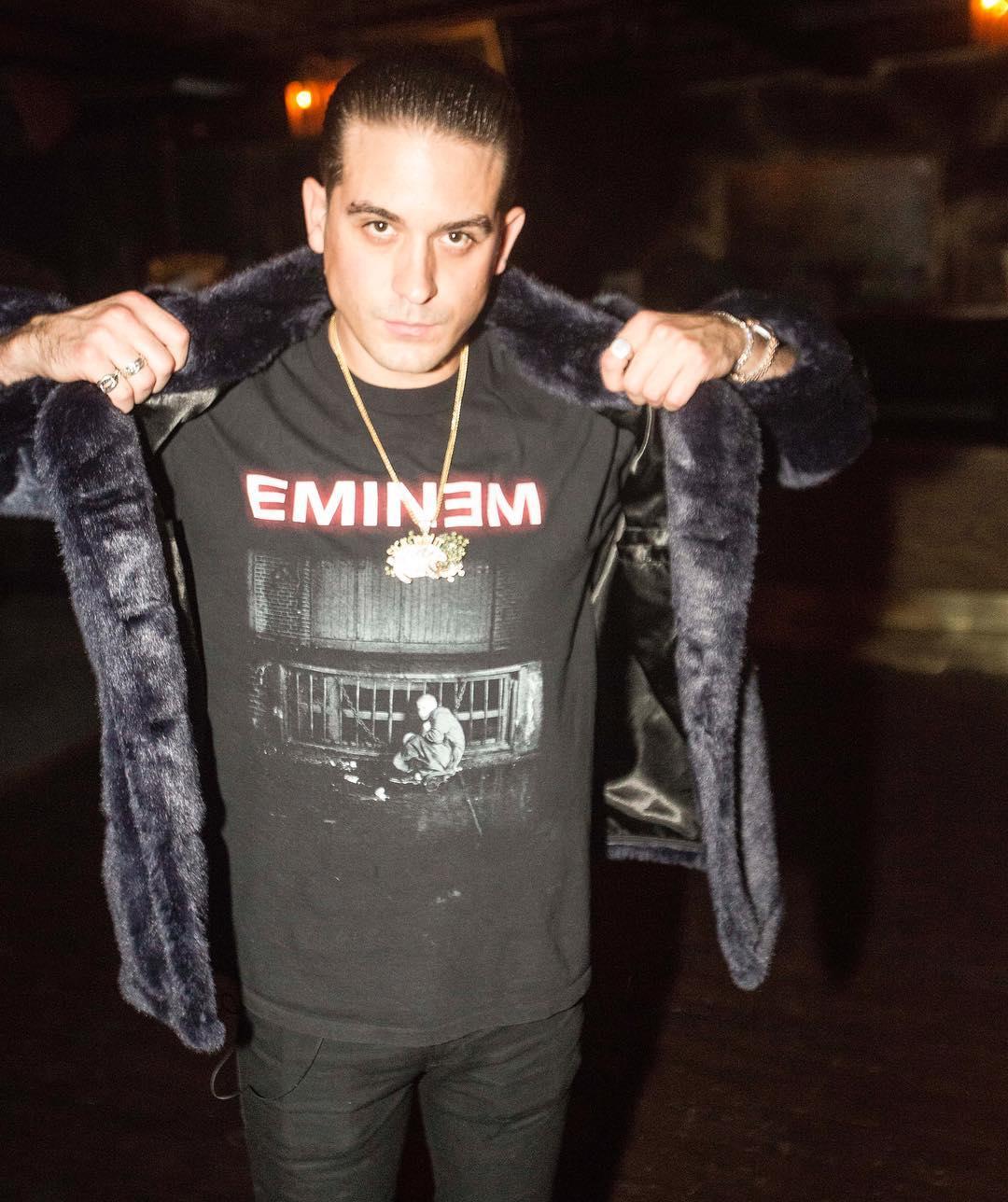 G-Eazy о выпуске своего альбома в один день с «Revival» Эминема