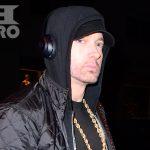 Eminem отказался посетить вечеринку после выступления на SNL