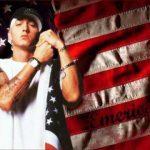 «Untouchable» по своему посылу перекликается с ещё одним треком Эминема - «White America» с альбома 2002 года «The Eminem Show». В нём он тоже выступал против правительства и президента Джорджа Буша.