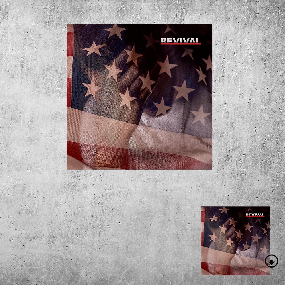 Эксклюзивный предзаказ альбома «Revival» для Stan'ов