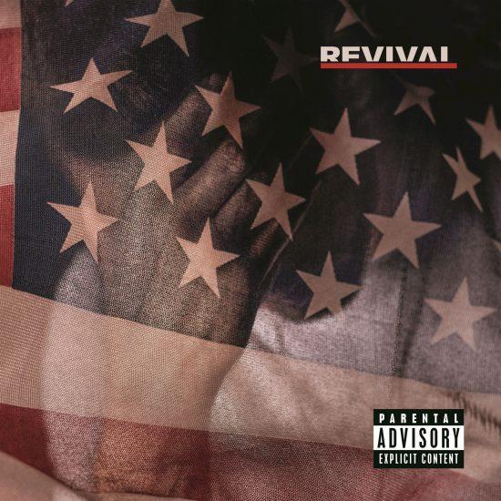 Новый альбом Эминема «Revival» слит в сеть!