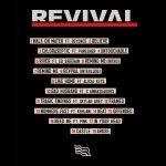Какую информацию об альбоме «Revival» дал нам опубликованный трек-лист?