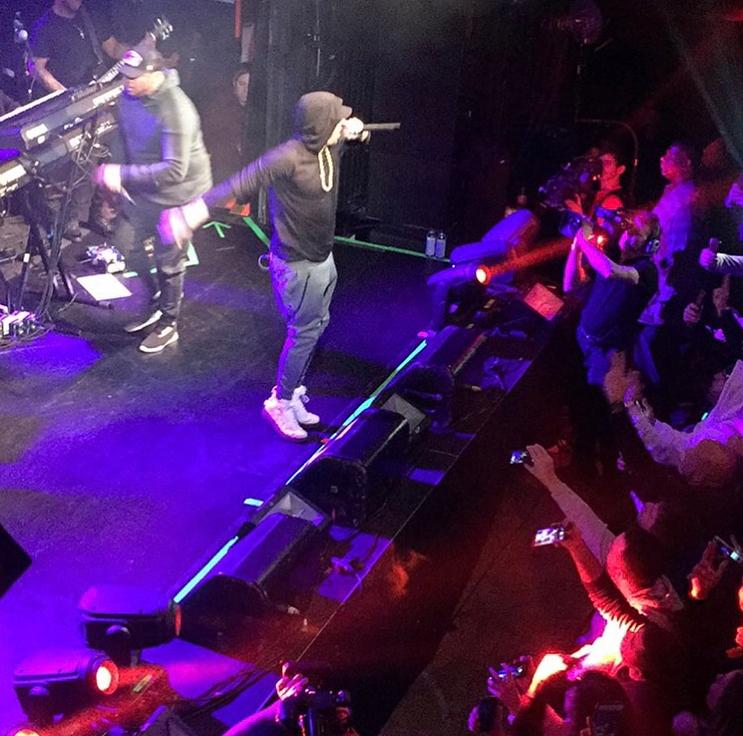 Eminem and Skylar Grey, Irving Plaza, New York, 26.01.2018 Grammy Грэмми