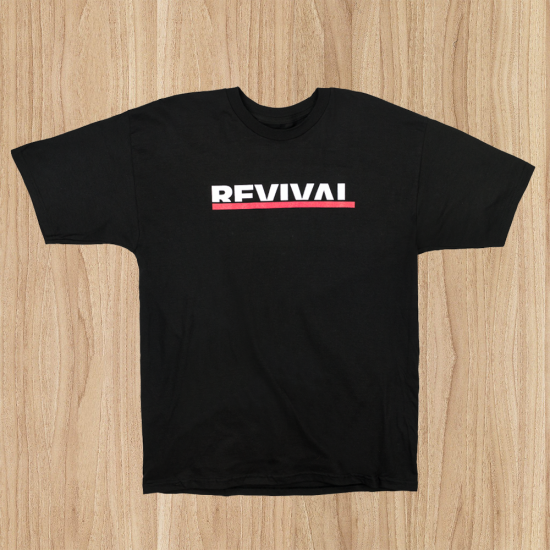 OFFICIAL REVIVAL T-SHIRT