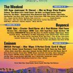 Официально: Eminem выступит на фестивале Coachella 2018