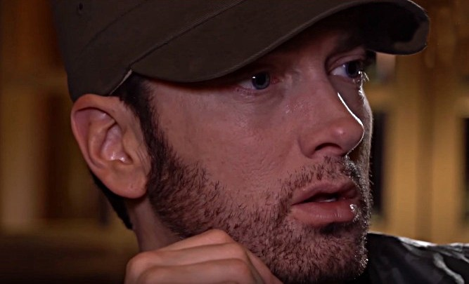 Новое интервью: Eminem о своей конкурентности в современном хип-хопе