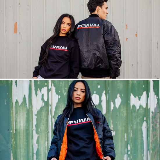 Revival Collection Lookbook
