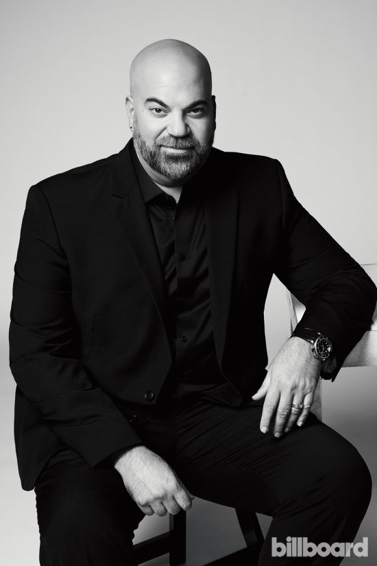 Paul Rosenberg, Detroit Day Space Studio, 9 января 2018, Billboard
