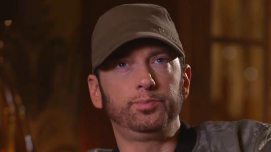 Eminem о том, как критика помогает стать ему лучше. Новое интервью