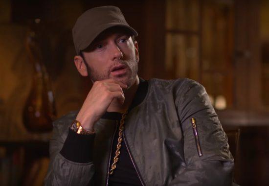 «Разговор Йоды и Скайуокера» - продолжение интервью Eminem'а
