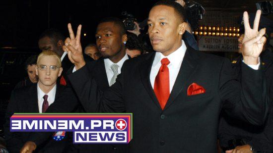 ePro News 53: Dr. Dre продолжает работу над «Detox». Всё о премьере клипа Эминема «River» и юбилей лучшего альбома 50 Cent