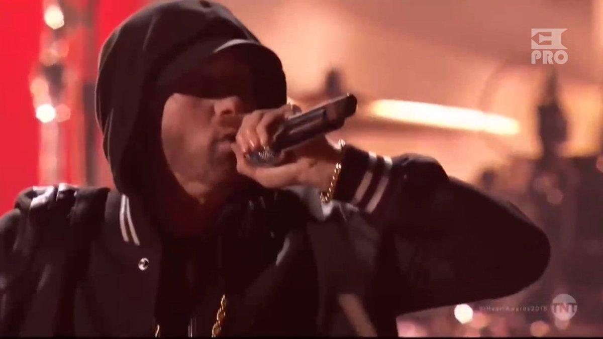 Eminem feat. Kehlani - Nowhere Fast (iHeart Music Awards 2018, 11.03.2018)