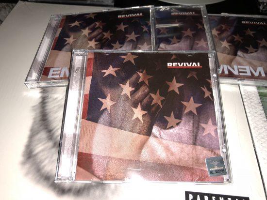 Альбом «Revival» официально вышел в России на CD!