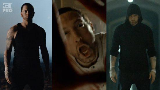 Мы дождались: Eminem анонсировал выпуск клипа на трек «Framed»