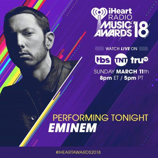 Сегодня Eminem и Kehlani исполнят трек «Nowhere Fast»