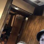 2018.04.15 - Eminem and Mr. Porter Selfie
