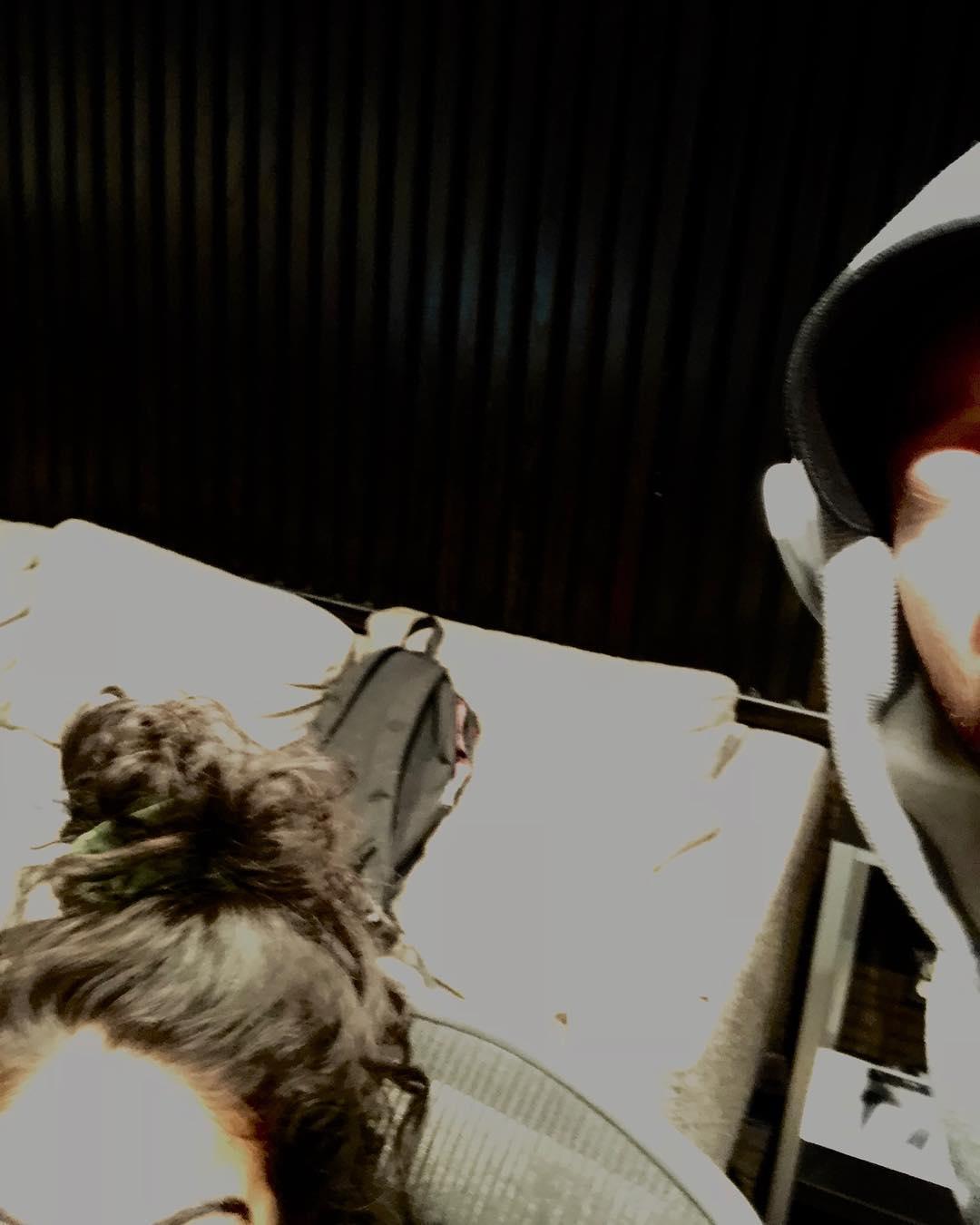 Eminem и Jessie Reyez работают в студии