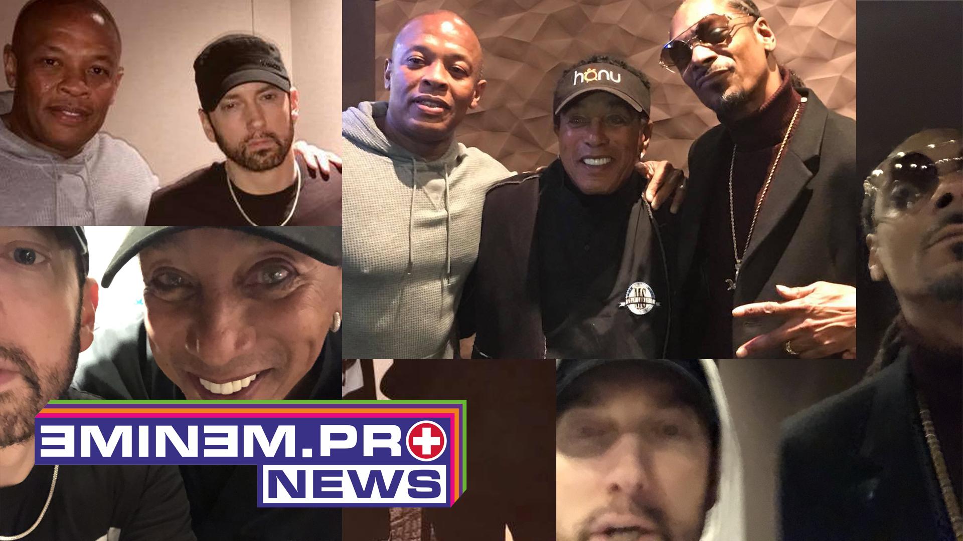 Сниппет нового трека Dr. Dre и Snoop Dogg для альбома-саундтрека к фильму «Bodied»