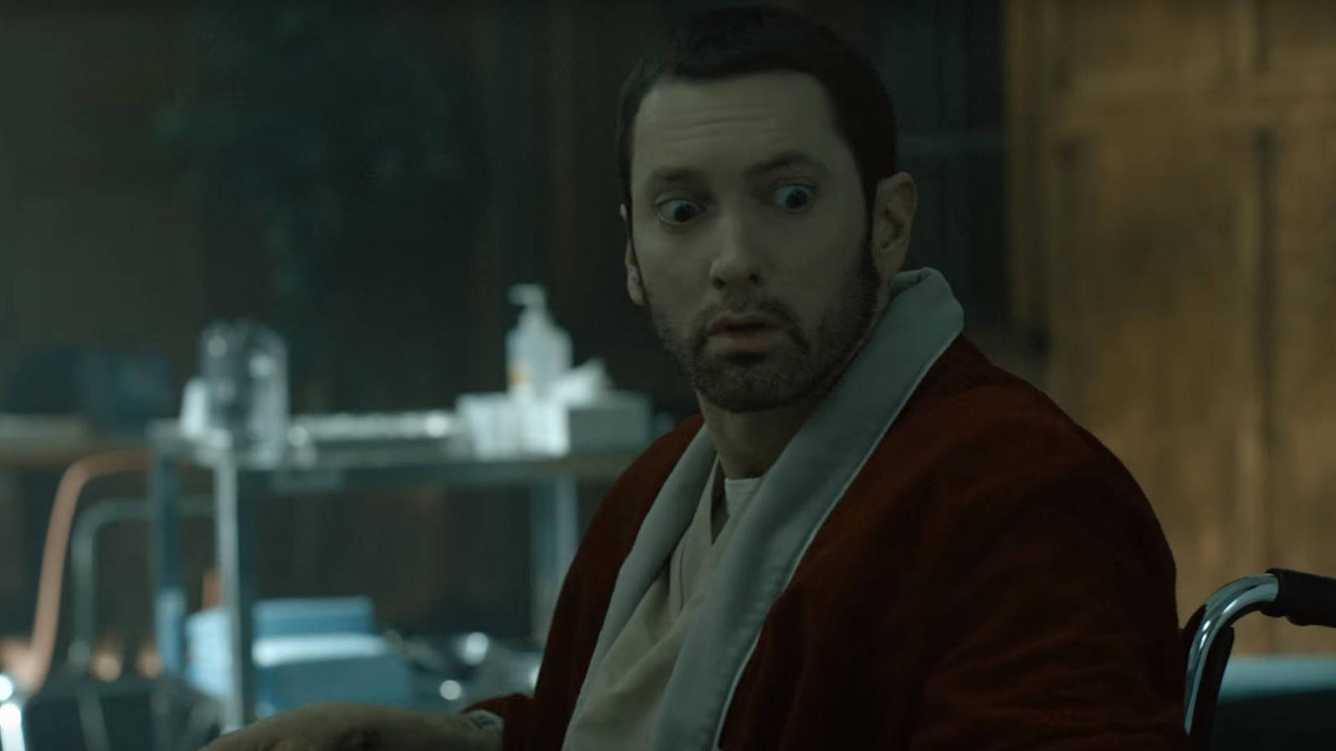 [Мировая премьера клипа] Eminem — «Framed»