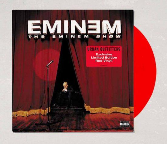 Переиздание «The Eminem Show» будет выпущено на красном виниле