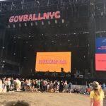 Сцена The Governors Ball 2018 Eminem