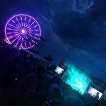 Каждый «уважающий» себя фестиваль имеет в запасе чёртово колесо :)