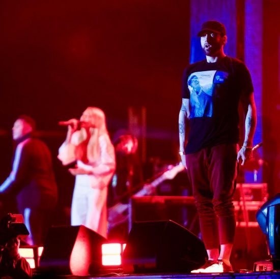Eminem live at Boston Calling Music Festival 27.05.2018 Eminem.Pro