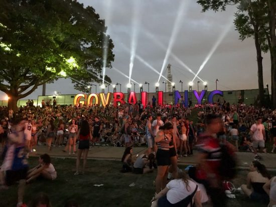 The Governors Ball 2 день