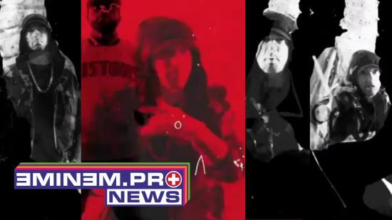 Royce 5'9 опубликовал тизер клипа на трек «Caterpillar» с участием Эминема