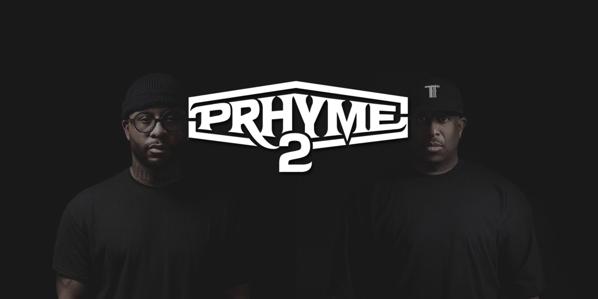 В нашу редакцию пришёл CD со свеженьким «PRhyme 2»