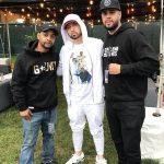 2018.06.03 - Jeremy Bettis, Eminem & Mario Gonzalez