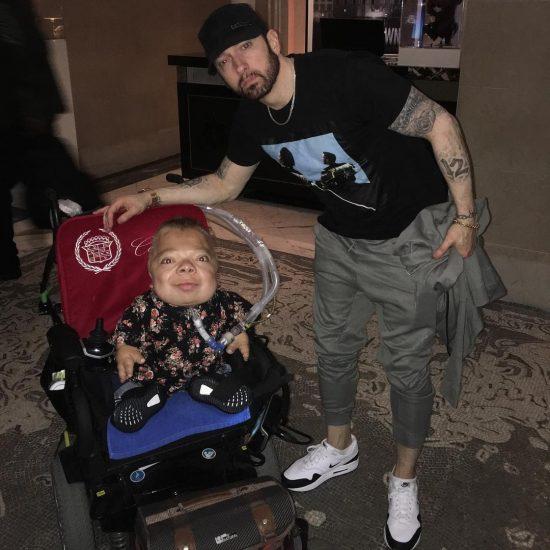2018.06.03 - Eminem and Christopher Alvarez