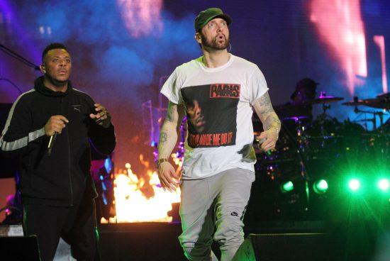 Eminem Bonnaroo 2018 ePro Dan Garcia