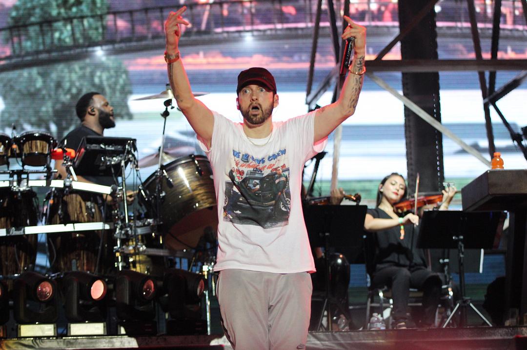 Eminem Bonnaroo 2018 ePro Zach Birdsong
