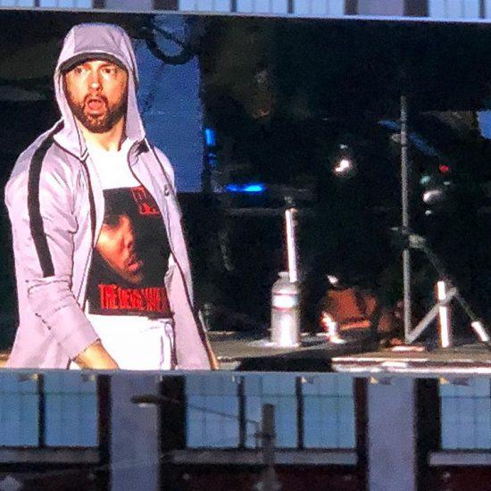 Eminem Bonnaroo 2018 ePro