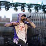 Eminem live at Firefly 2018, Photo Jeremy Deputat Eminem.Pro
