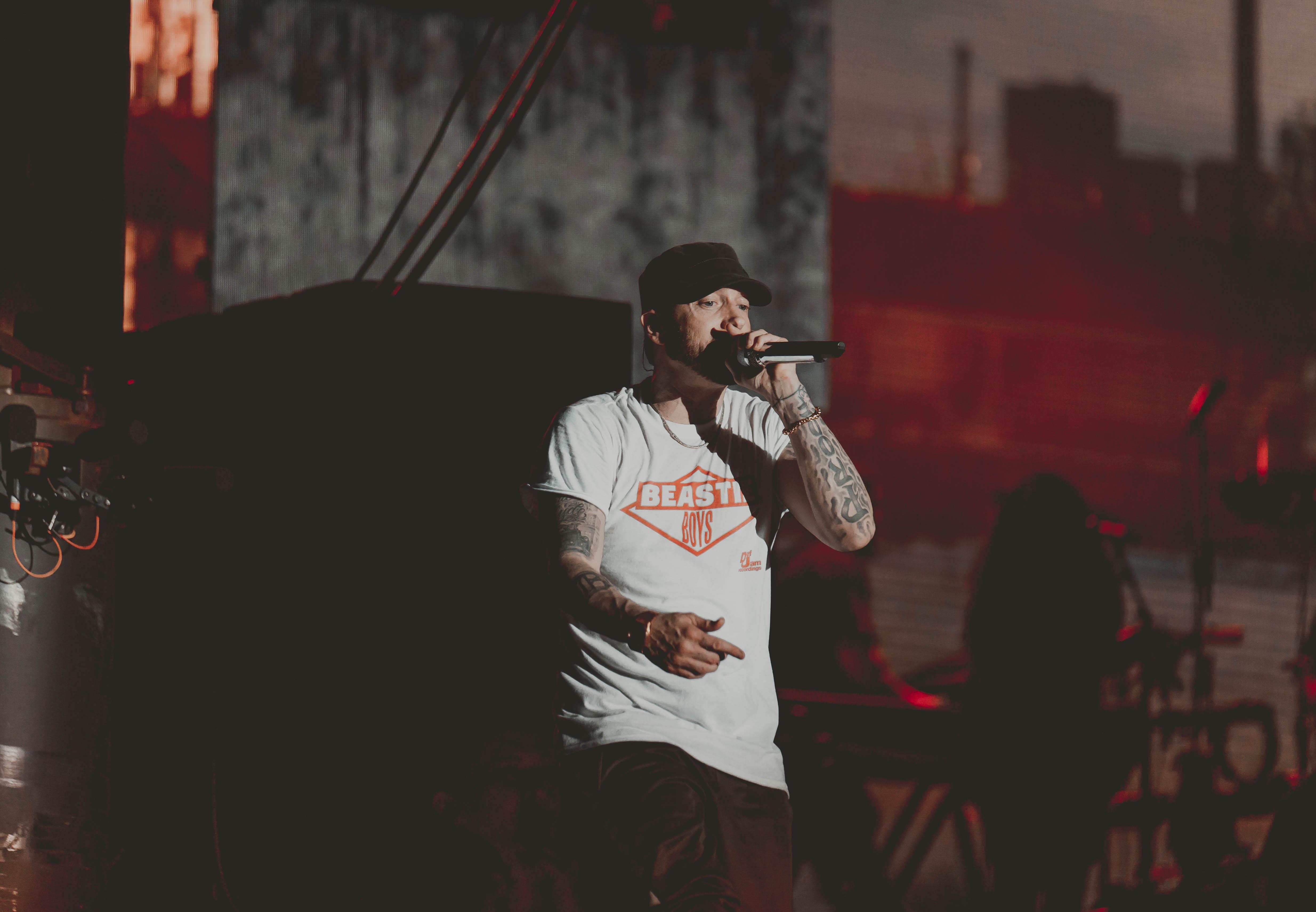 Eminem live at Firefly Music Festival 2018 by Christian Sarkine, Eminem.Pro