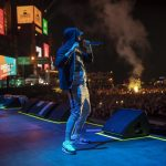 Eminem's 2018 performance at Switzerland's Openair Frauenfeld Festival Revival Tour. Photo Credit: Jeremy Deputat
