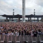 Eminem's 2018 performance at Germany Hannover Revival Tour. Photo Credit: Jeremy Deputat