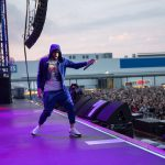 Eminem's 2018 performance at Germany Hannover Revival Tour. Photo Credit: Jeremy Deputat