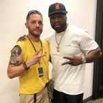 50centMy man Tom hardy came and kicked it with me.????get the strap #lecheminduroi