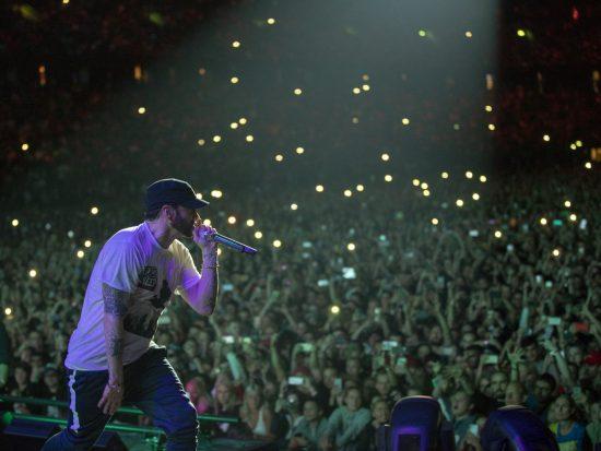 Eminem Стокгольм