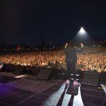 Eminem's 2018 performance in Denmark's Roskilde Festival Revival Tour. Photo Credit: Jeremy Deputat