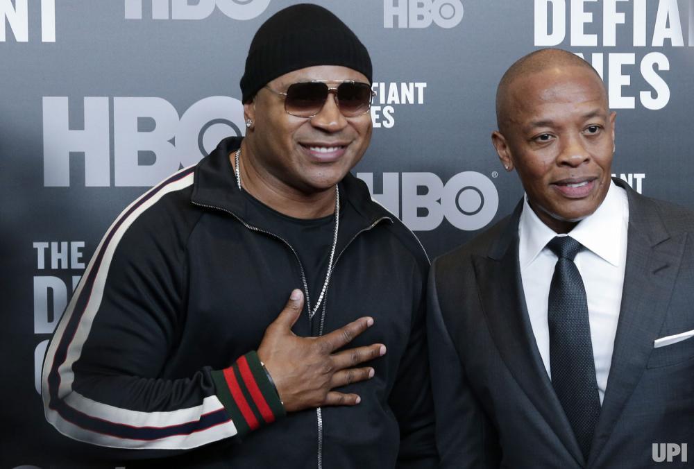 Dr. Dre, LL Cool J и FredWreck отдыхают на суперяхте