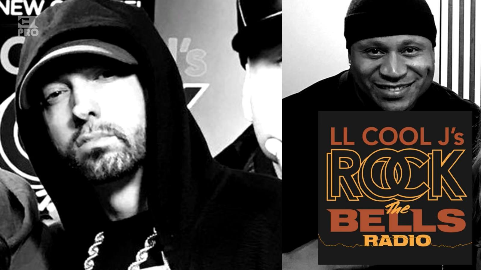 Эминем рассказывает о первом впечатлении от Dr. Dre и о том, как «чуть не обделался», встретив LL Cool J